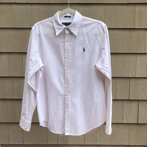 Ralph Lauren Button-Up